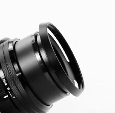 40.5mm black Wide Angle Metal Lens Hood Sony E PZ 16-50mm