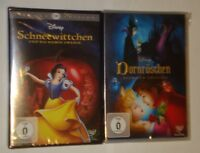 Schneewittchen + Dornröschen (Diamond Edition) Neu DVD Disney OVP