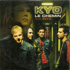 CD SINGLE 2 TITRES--KYO FEAT SITA--LE CHEMIN--2002