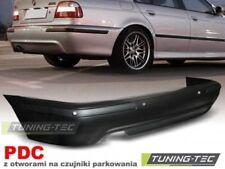 Paraurti posteriore Tuning E39 1995 > 2003 SEDAN Look M5 STYLE Fori PDC