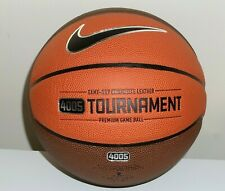 Nike Acb 4005 Tournament Premium Game Ball Basketball Game-Dry Composite Leather