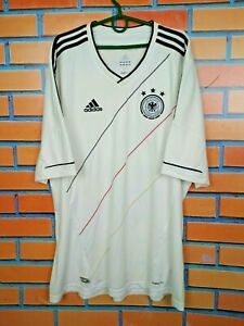 Germany Jersey 2012 2014 Home Size XXL Shirt Football Soccer Adidas X20656