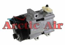 57152 Arctic Air Premium Auto A/C Compressor with Clutch - 1 YEAR WARRANTY