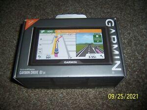 NEW Garmin DriveSmart 61 EX GPS Navigator Drive Smart 61EX NAV Driver Awareness