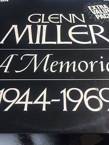 Glenn Miller - A Memorial 1944-1969 - NL 86019(2) - 2-LP Vinyl Record