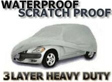 Chrysler PT Cruiser Premium Fitted Waterproof Car Cover Durable Outdoor L