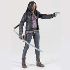 The Walking Dead Michonne 2015 Action Figure (Color) Kirkman McFarlane