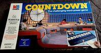 Countdown Board Game 1986