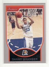 DANNY GRANGER INDIANA PACERS 2007-2008 BOWMAN #88 184/199