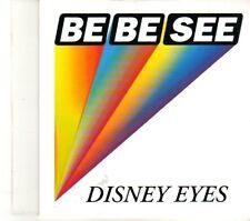 (DR476) Be Be See, Disney Eyes (2 tracks) - 2007 DJ CD