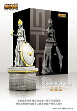 SHG Saint Seiya Myth Cloth Statue Athena Global Limited 300