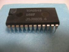 ci Tda2549 / ic Tda 2549 - Philips Dip24 New