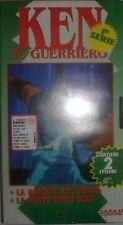 VHS - HOBBY & WORK/ KEN IL GUERRIERO - VOLUME 62 - EPISODI 2