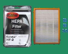 1 HF2 HEPA Filter Eureka Vacuum Ultra SmartVac Cyclonic Omega Boss Vac #61111D