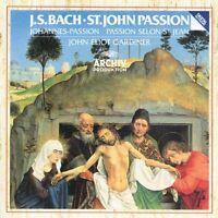 Bach: St John Passion (Passione S. Giovanni) / Gardiner, English Baroque Sol. CD