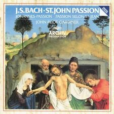 Bach: St John Passion (Passione S. Giovanni) / Gardiner, English Baroque Sol. CD