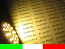 120° 12V MR16 LAMPADA FARETTO SPOT 24 LED CALDO gu5.3