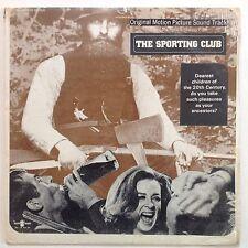 THE SPORTING CLUB original SEALED Weissberg SPINOZZA Joe Beck LEVIN