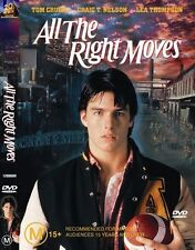 All The Right Moves (DVD, 2007)