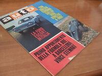 AUTO ITALIANA n. 15  del 1968 LA FORD ESCORT IN ITALIA