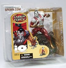 Cyperforce Ripclaw 2002 McFarlane Image Comics 10th Anniversary Spawn Figure