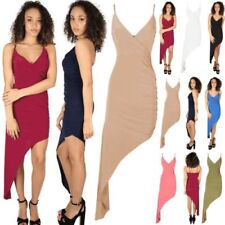 Unbranded Women's Strappy Bodycon Dress Dresses