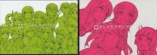 Doujinshi TV Animation Oreimo Materials 1 & 2 Art Book Kanzaki Hiro