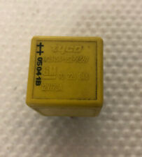 VAUXHALL GM OPEL SAAB YELLOW MULTI USE RELAY 12V/70A 4 PIN P/N 90 226 846