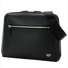 NEW Yoshida Bag PORTER PORTER AVENUE SHOULDER BAG 024-04332 Black