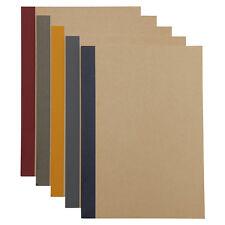 MUJI MoMA Forestation tree paper notebook B5 B-line(6mm) 30 sheets [5pcs SET]