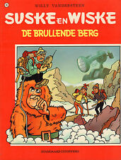 SUSKE EN WISKE 080 - DE BRULLENDE BERG