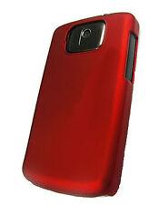 Coque Rigide rouge toucher Soft pour HTC Touch HD