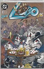 LOBO SPECIAL # 3 - VARIANT-COVER-EDITION - DINO VERLAG - OVP