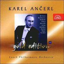 Karel Ancerl Gold Edition, Vol. 43, New Music