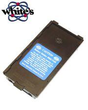 NEW Whites Alkaline Battery Pod For Whites DFX,XLT,MXT,M6 - DETECNICKS LTD