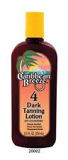 Caribbean Breeze SPF4 Dark Tanning Lotion 250ml