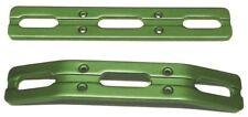 T-Maxx and E-Maxx  Olive  Green Anodized Aluminum Bumper Set