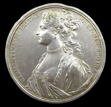 More details for 1719 princess clementina escape from innsbruck 48mm medal - by hamerani
