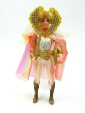 VINTAGE 1984 MATTEL SHE-RA PRINCESS OF POWER ACTION FIGURE WITH ACCESSORIES