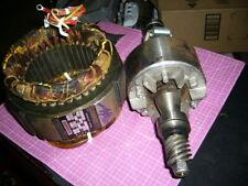 Rare Original Hobart Motor Winding and Rotor, Centrifugal Start, 115 Vac 60hz