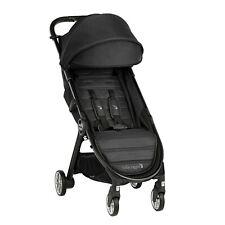 baby jogger City Tour 2 Kinderwagen, Buggy,  Jet Schwarz, Autositz Kompatibel