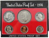 1976 S US Mint Proof Coin Set