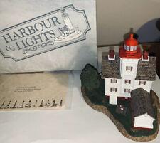 Harbour Lights Lighthouse Yaquina Bay Oregon Hl#204 -1997
