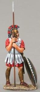 THOMAS GUNN ANCIENT GREEKS & PERSIANS SPA004 GREEK SPARTAN SENTRY MIB