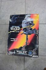 Star Wars POTF Imperial AT-ST Scout Walker Kenner 1995 Free Shipping