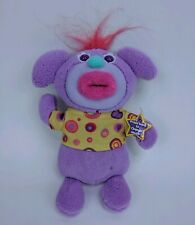 Sing A Ma Jig Interactive Plush Toy Purple Yellow Shirt NWT