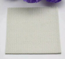 Chocolate Sugar Fondant Mat Baking Silicone Cake Mold Knitting Texture Tool #2