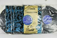 Music Treasures of the World 6 LPs 33rpm Classical Music Collection