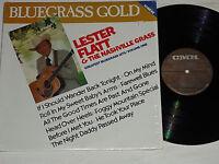 LESTER FLATT-Greatest Bluegrass Vol. 1 (1982) CMH LP *Still In Shrink*