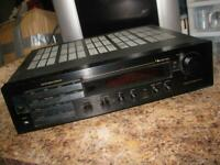 Nakamichi AM/FM Stereo Receiver Model RE-1 - As Is for Parts or Repair